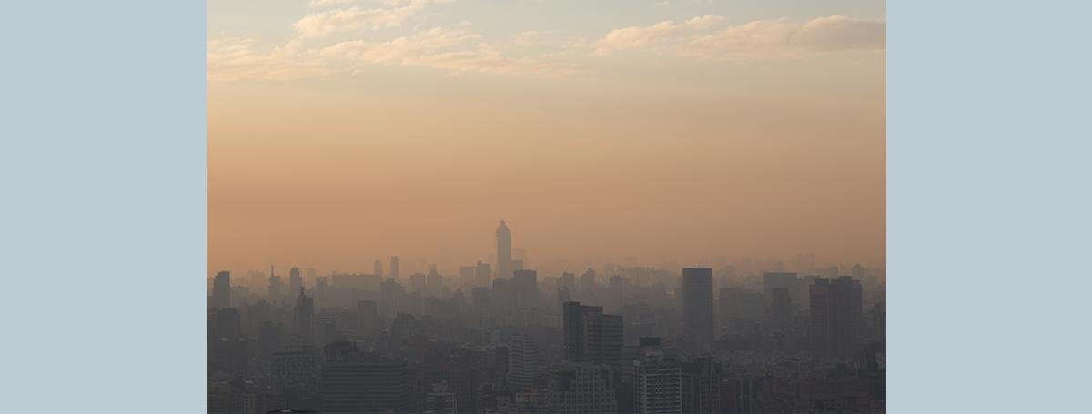 空氣污染PM2.5是什麼?從哪裡來?